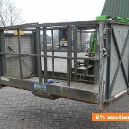 Merlo Telescopic working container used