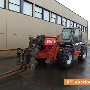 Manitou telescopic handlers