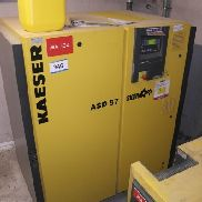 Screw-type compressed air compressor Kaeser ASD57-Sigma