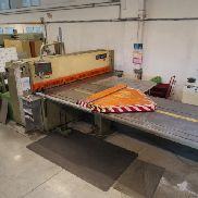 Sheet metal shears Safan NC1 310-6-3500
