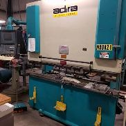 CNC Hydraulic Press Brake w/dyes