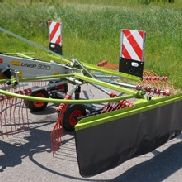 Rotary swather Claas Liner 370