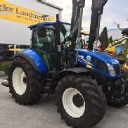 New Holland T5.115 DC mit Frontlader