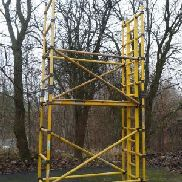 Professional scaffolding BOSS - working height 5.6 m
