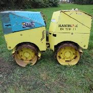 Padfoot vibratory roller articulated RAMMAX RX 1510 CI