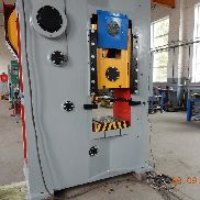 Retrofitted and modernized KNUCKLE JOINT PRESS KB 8336 400t