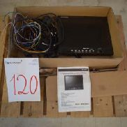 "12 ""rear view camera with 4 inputs, 1 pc. lens, ok condition. Suitable for Cat. No. 121 Auction 446 # 0120"
