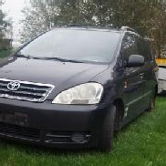 Toyota avensis verso Auction 514 # 0007
