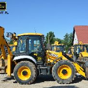 JCB 4CX TRACTOPELLE