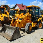 2CX JCB WHEEL LOADER