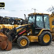 CATERPILLAR 432D WHEEL LOADER