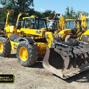 JCB 526S Charger telescopes