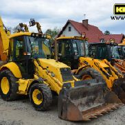 NEW HOLLAND LB110 Baggerlader