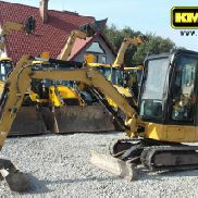 CAT 303 CR MINIKOPARKA