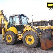 NEW HOLLAND LB115 BACKHOE LOADER