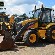 VOLVO BL71 BACKHOE LOADER JCB CAT