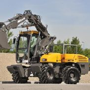 MECALAC 12 MTX WHEEL LOADER