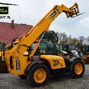 JCB 535-125 12.5 m Charger telescopes