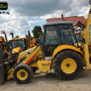 NEW HOLLAND LB95 BACKHOE LOADER
