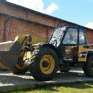 CATERPILLAR TH330B Charger Teleskopen JCB Manitou