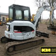 CAT 304C CR MINIKOPARKA