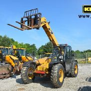 CATERPILLAR TH407 Charger telescopes JCB Manitou