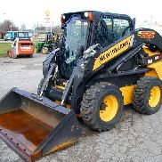2012 New Holland Bau L225 Kompaktlader