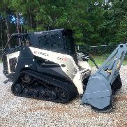 2015 Terex PT110F forestry with mulcher