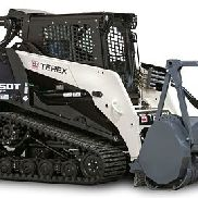 Terex NEW TEREX R350T WITH LOFTNESS G4 MULCHER - CALL FOR PRICE - Key Option Inc, DBA KO Machinery