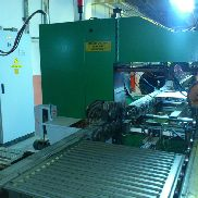SINGLE HEAD SIDE WELDER 1 & CONVEYOR