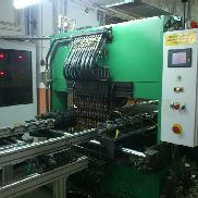 PANEL POINT WELDER & CONVEYOR & ELECT. PANEL