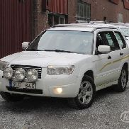 Subaru Forester 2.0 X (4WD, 158hk) (Rep. object) -07
