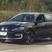 VW Golf VII 1.4 Plug-in-Hybrid GTE (Aut, 204hk) -17