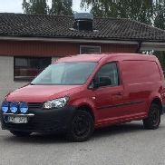 VW Caddy 2.0 TDI Maxi Skåp 4Motion (Aut, 4WD, Verkst.inr, 140hk) -12