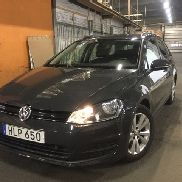 VW Golf VII 1.6 TDI BlueMotion Sportscombi (110hk) -14