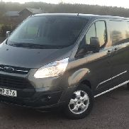 Ford Tourneo Custom 300 (Verkst.inr, 125hk) -16