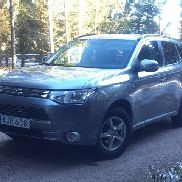 Mitsubishi Outlander 2.0 Plug-in Hybrid 4WD Business (Aut, GPS, Backkamera, 121hk) -14