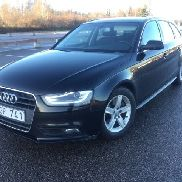Audi A4 2.0 TDI clean diesel Avant Sports Edition (Aut, 150hk) -14