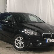 BMW 218d Active Tourer Advantage (GPS, Backkamera, Panoramatak, 150hk) -15