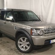 Land Rover Discovery 4 3.0 TDV6 S (Aut, Helläder, 4WD, 7-sits, 210hk) -11