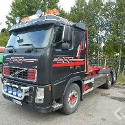 Volvo FH16 580 6x2 Hook trailer (swap body trailer) - 08