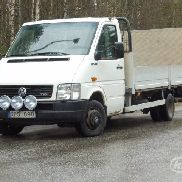 VW LT 46 CHASSI (No Export) 4x2 Flat bed (tail lift) - 06