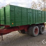 1pc Cereal tipping trailer (16 cbm)