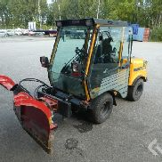Belos TransPro 54 Utility vehicle with snowplow - 00
