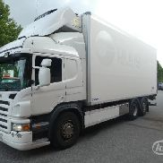 P380DB MNB Scania 6x2 * 4 Box (Chiller TAILLIFT +) - 09