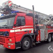Volvo FM12 6x2 Firefighting (skylift) - 00