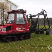 Valmet TERRI 2020 D Mini Forwarder - 88