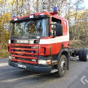 Scania P94DB NZ310 4x2 Chassis - 98