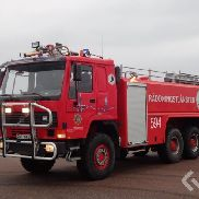 Volvo FL12 6x6 Firefighting Vehicle - 98