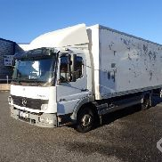 Mercedes Atego 916 L 4x2 Box (tail lift) - 07